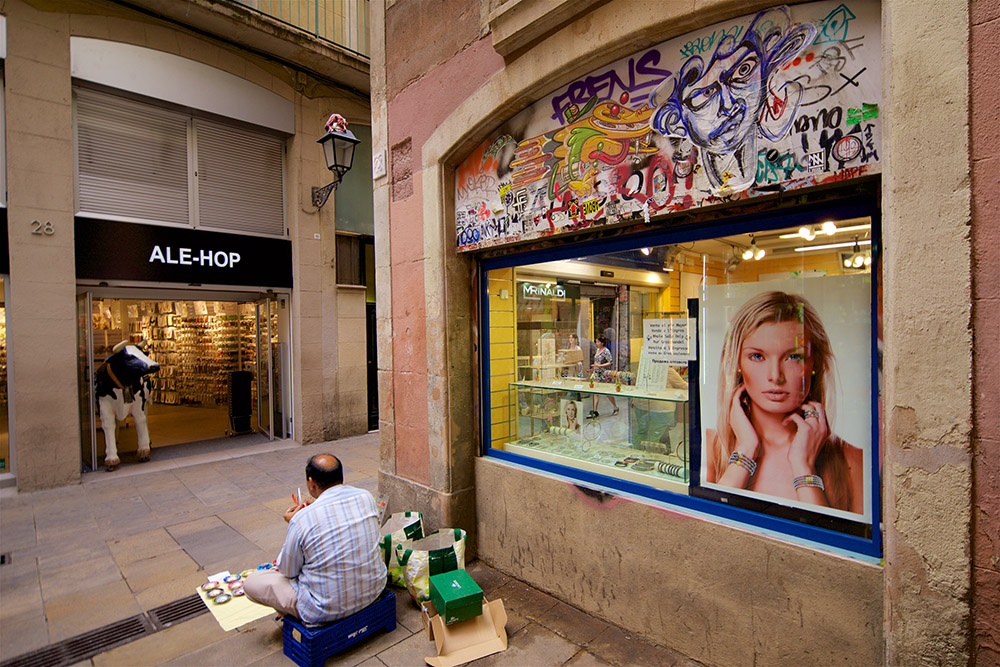 Barcelona by Jim Zellmer
