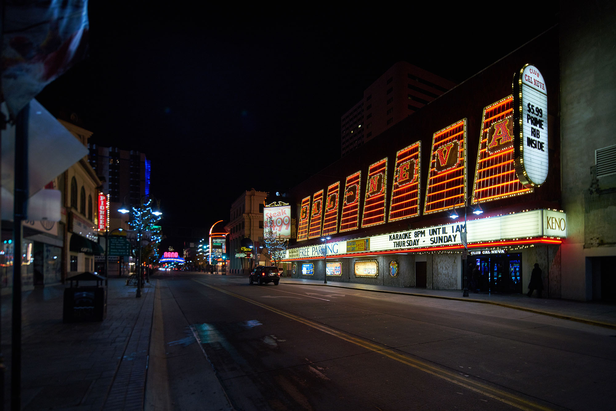 Reno, Nevada December 2015