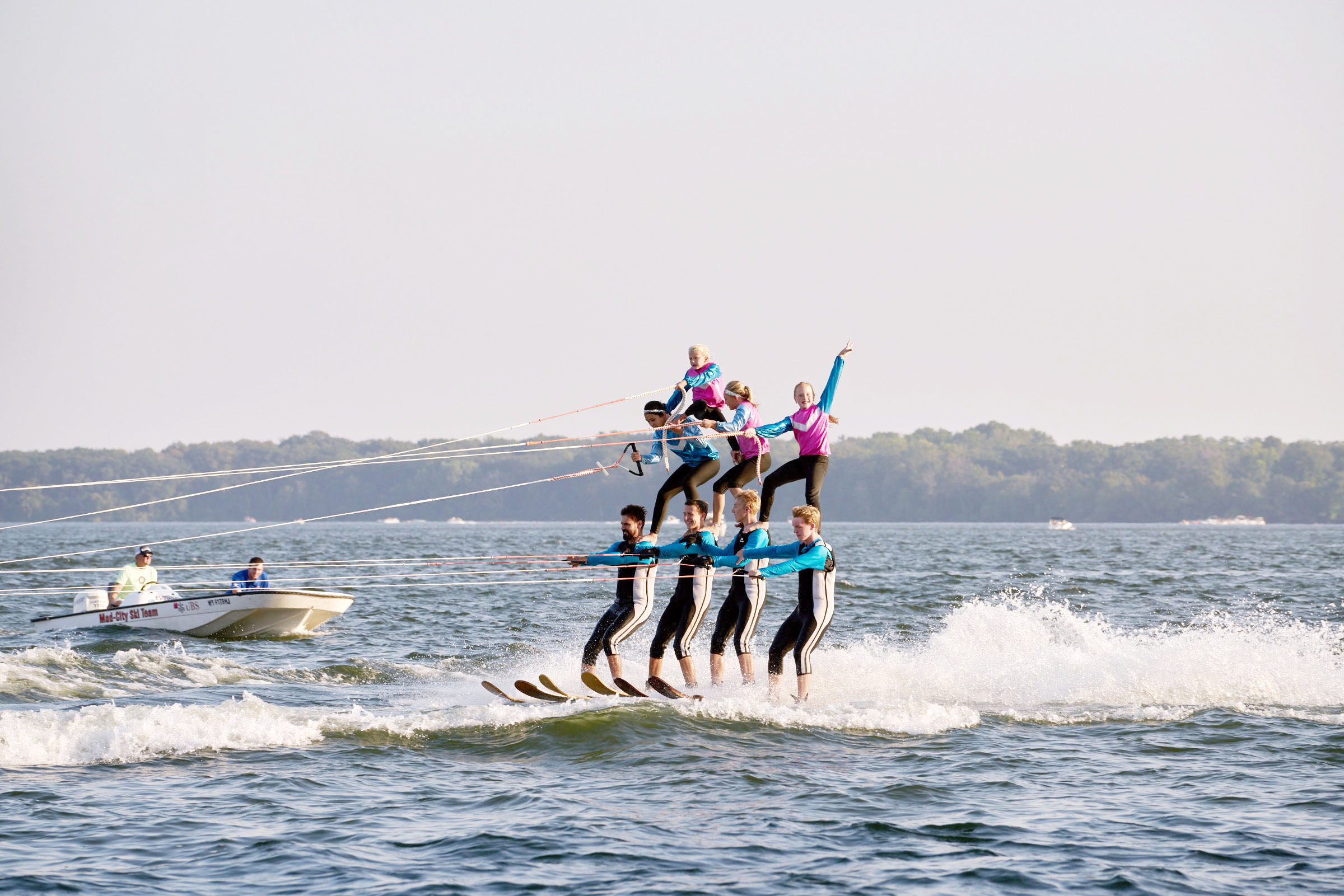 Mad City Ski Team Madison, WI USA 6 September 2015