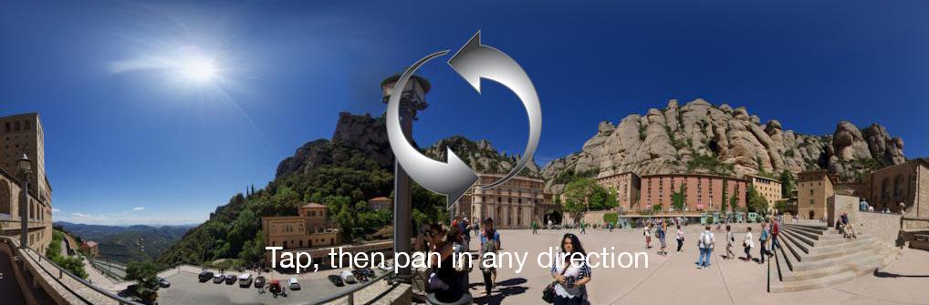 Montserrat Panorama