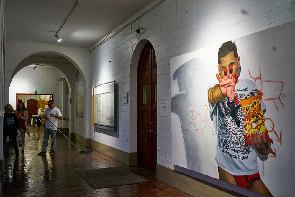 The San Francisco Art Institute