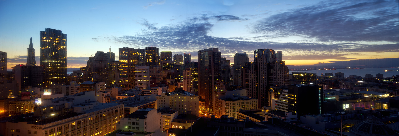 Sunrise, San Francisco, CA