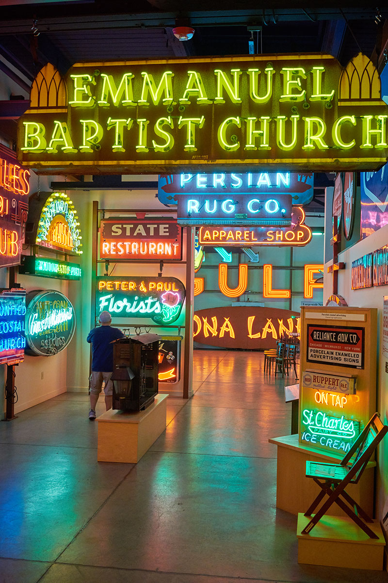 American Sign Museum Cincinnati, OH Photo