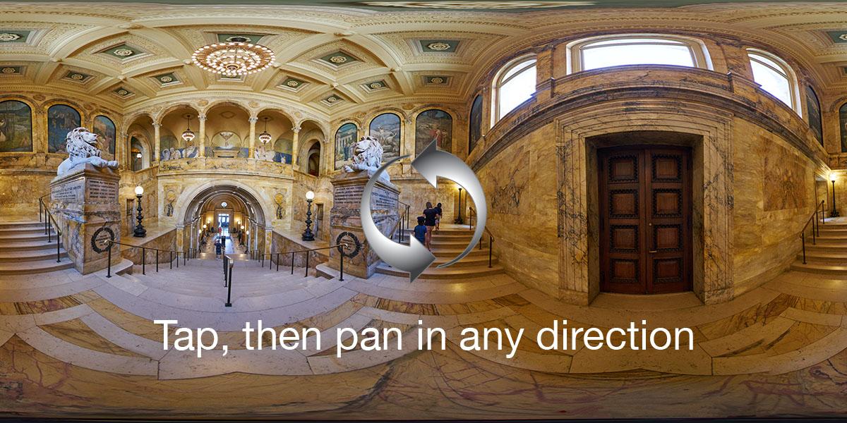 Boston's Public Library
